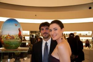 Anna Foglietta e il suo compagno