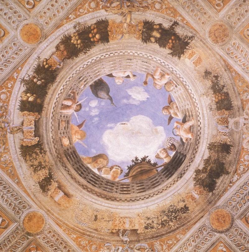 Mantova nelle terre dei gonzaga uno stupefacente for Mantova la camera degli sposi