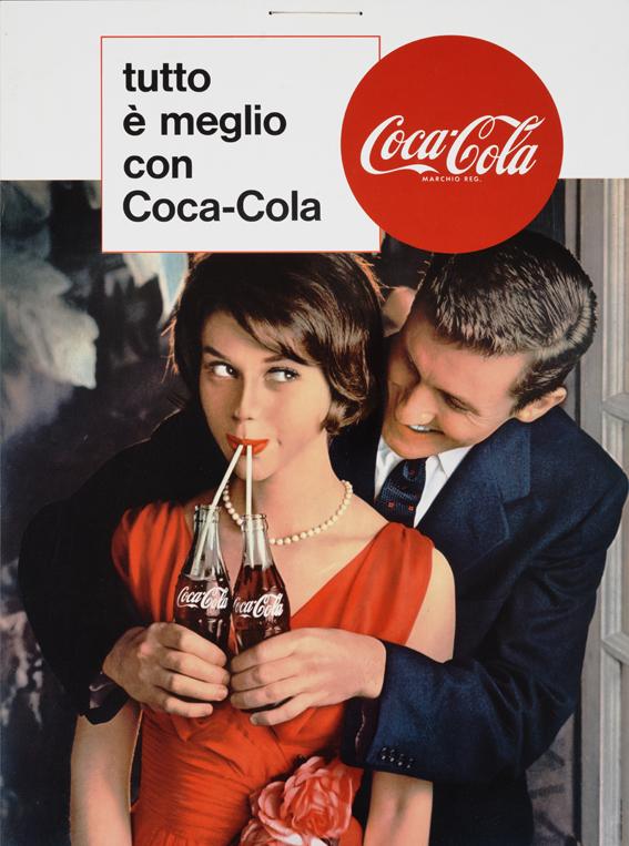 1966 ca  COCA COLA