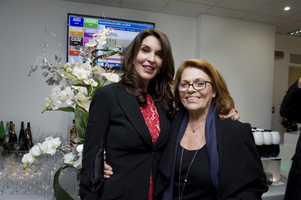 Francesca Romana Malato, Valeria Fabrizi