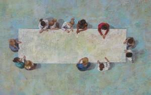 Artista, pittrice e fotografa, Robin Clerici come molti artisti tocca e sonda i vari campi dell'arte.