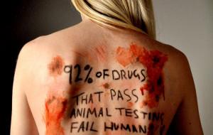 Noi contrari alla sperimentazione animale non possiamo esercitare il diritto alla salute.