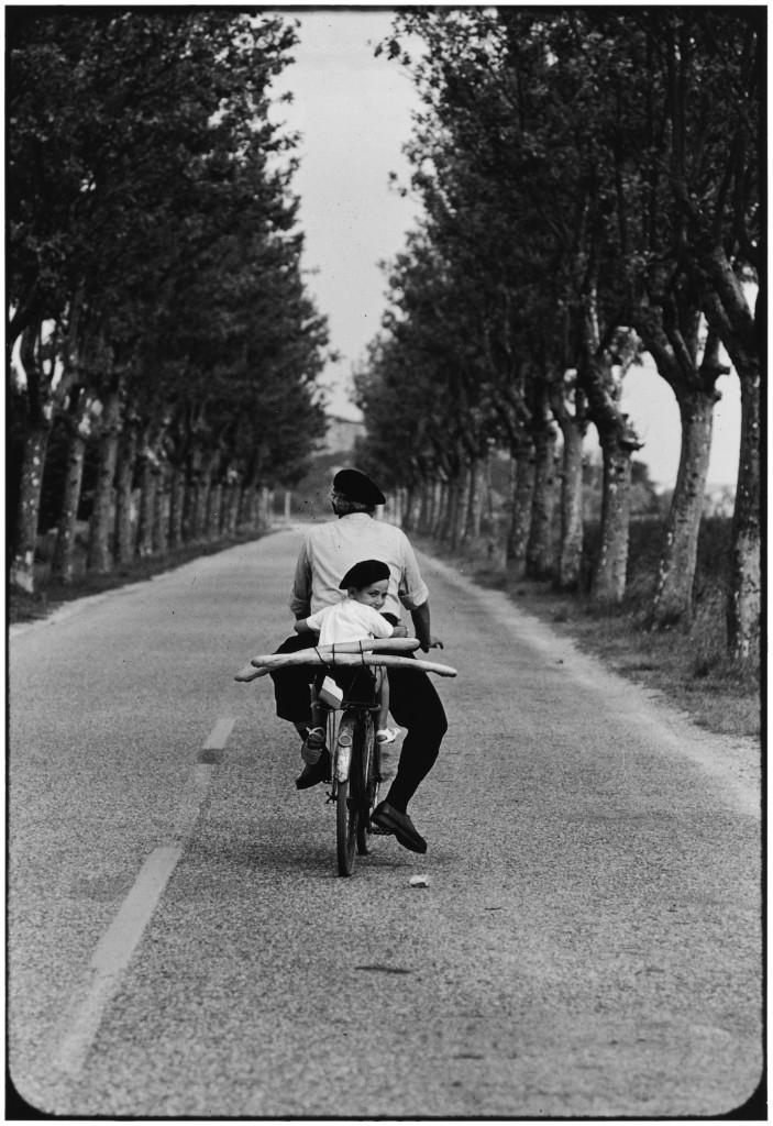 France, Provence. 1955.