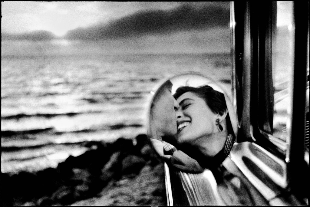 1955 CALIFORNIA, United States -- 1955. Elliott Erwitt