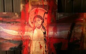 Dal segno al colore-Ecce Homo, al Museo Archeologico di Sezze