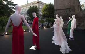 """Progetto """"100 : sventola il tricolore della couture italiana"""