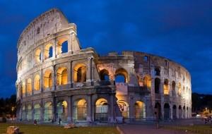 Lo strano caso del Colosseo.