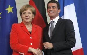 """Merkel: """"Dalla Francia riforme impressionanti ma si può crescere anche senza nuovi soldi""""LaStampa.it"""