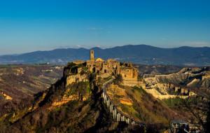 Un Appello per salvare Civita di Bagnoregio e la Valle dei Calanchi