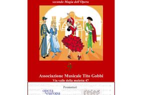 Le  Giornate Europee dell'Opera Lirica aprono le porte a Roma il 9 e il 10 maggio