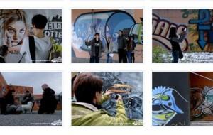 Artisti da tutto il mondo per dipingere duemila metri quadrati di cemento
