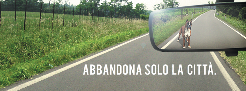 Campagna LAV_Anti Abbandoni