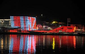 LINZ CAMBIA. Premiata oggi  con il titolo City of Media Arts dall'Unesco