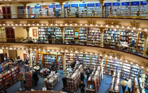 Buenos Aires. El Ateneo  paradiso immaginifico per ogni  lettore