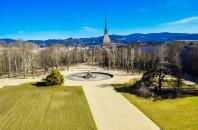Riaprono i Giardini Reali di Torino, una grande festa da giovedì 24 marzo