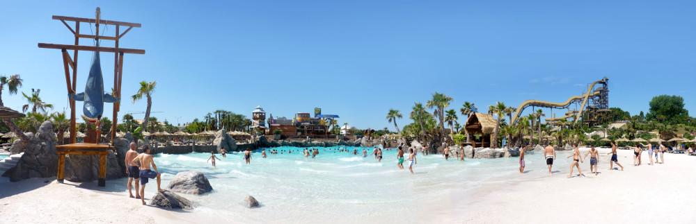 Aqualandia - Shark bay
