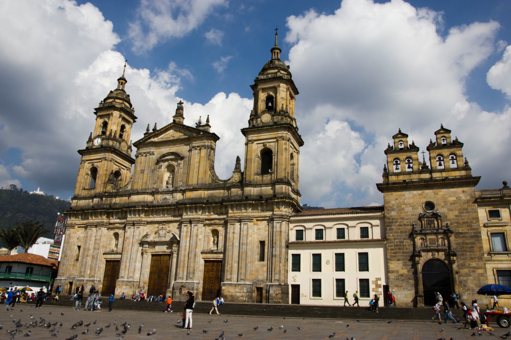Tuttaltromondo.com - Catedral Primada de Colombia (Sacro-Santa Iglesia Catedral Primada Basílica Metropolitana de la Inmaculada Conception de Maria) Bogotà