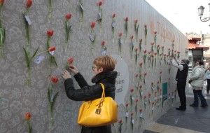 THUN  5000 tulipani per Catania
