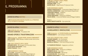 Roma: MakING, Ingegneria Italiana, eccellenza per il Paese MOSTRA E CONVEGNO