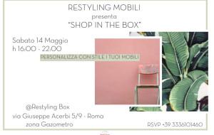"""""""Restyling Mobili"""" di Federica Raddi."""