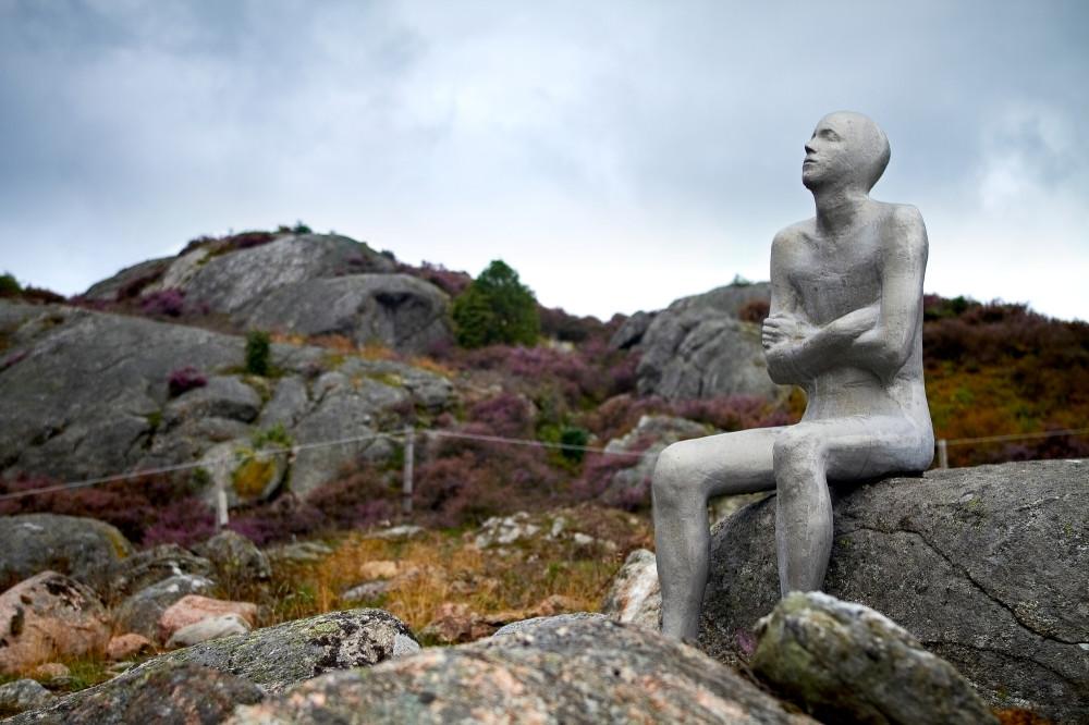 parco delle sculture a Pilane-foto Jonas Ingman
