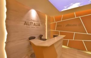 Alitalia lancia Casa Alitalia, eccellenza, Made in Italy e live cooking