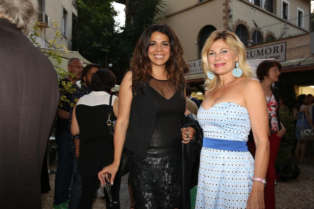 Mietta e Patrizia Pellegrino