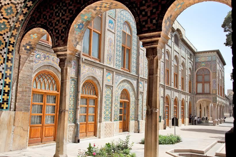 Viaggigiovani.it - Beautyful architecture of Golestan palace, Tehran, Iran.jpg