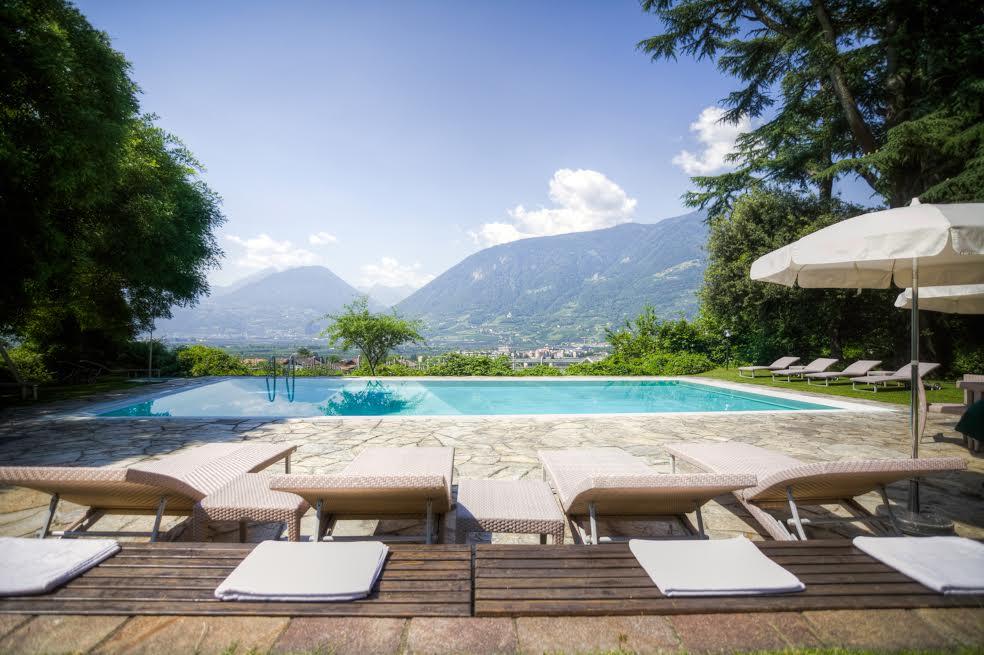 Villa Eden Leading Park Retreat -Piscina con panorama