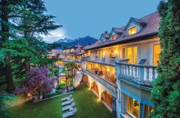 A Villa Eden Leading Park Retreat di Merano (BZ) welcome to SPAradise