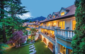 A Villa Eden Leading Park Retreat di Merano (BZ) welcome to SPAradise