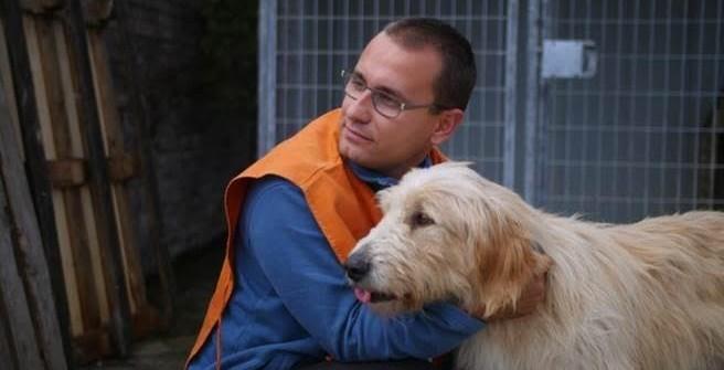 Terremoto (Amatrice), Procuratore Capo di RietiSaieva affida alla Lav il cane  sequestrato ad un pastore colto mentre lo trascinava con l'automobile perchè non rispondeva ai suoi richiami.