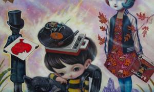 MICRO COSMOS by Yosuke Ueno alla Dorothy Circus Gallery di Roma