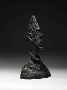 Alberto Giacometti Grande tête de Diego